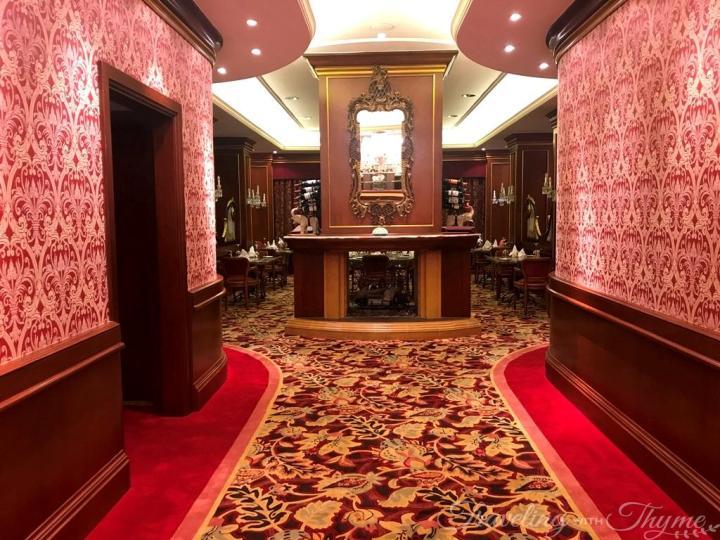 Chez Alain Restaurant Grand Hills Romantic