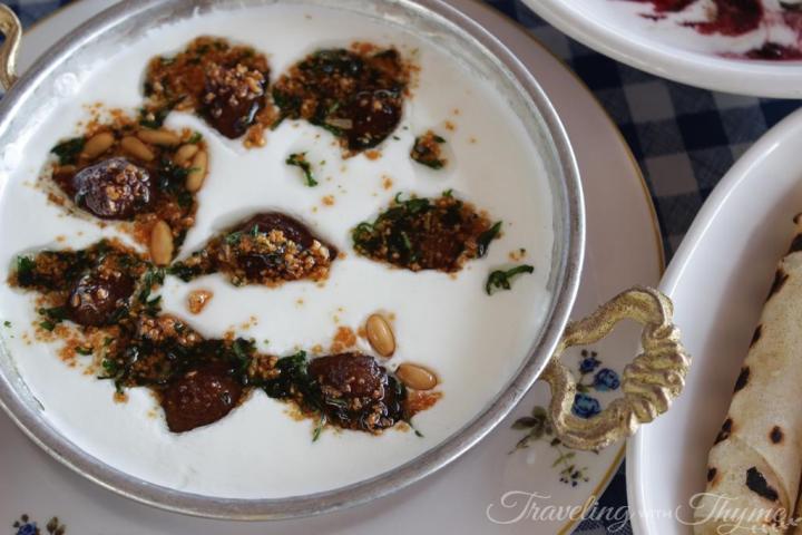 Al Falamanki Lebanese Cuisine Mezza Kebbe