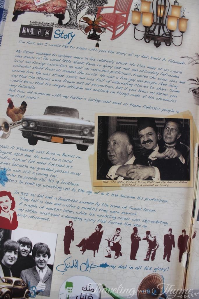 Al Falamanki Beirut Menu Story Lebanese