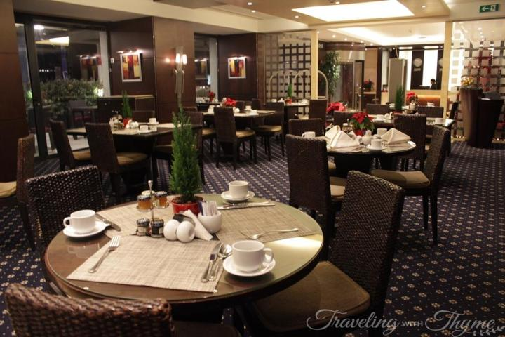 Breakfast Buffet Rotana Hotel Lebanon Beirut