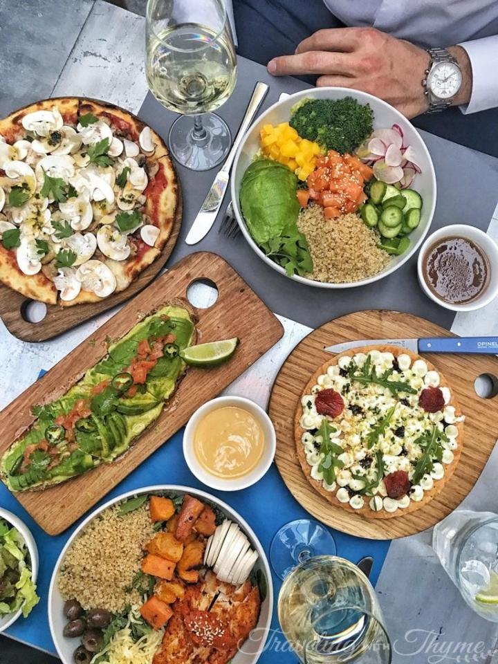 La Petite Table Lebanon Healthy Food