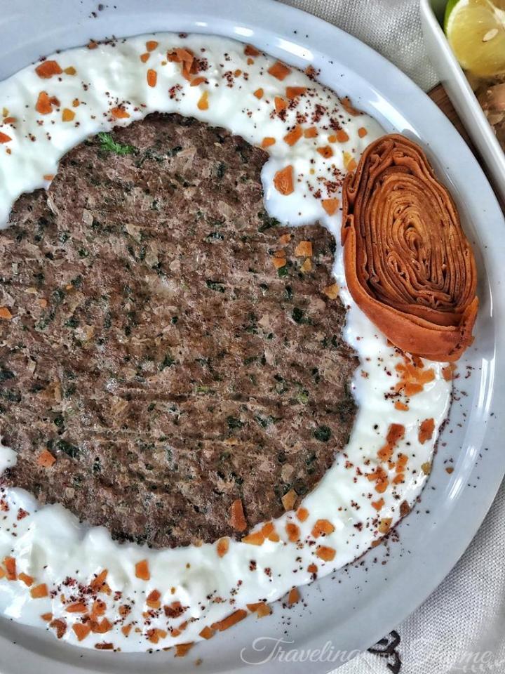 Enab Beirut Jbeil Lebanese Yogurt Kafta