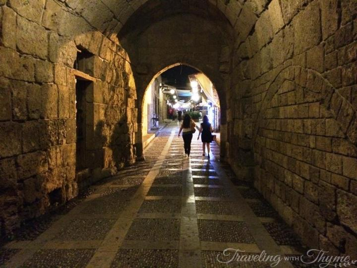 Jbeil Byblos Lebanon Old Souks Nightlife