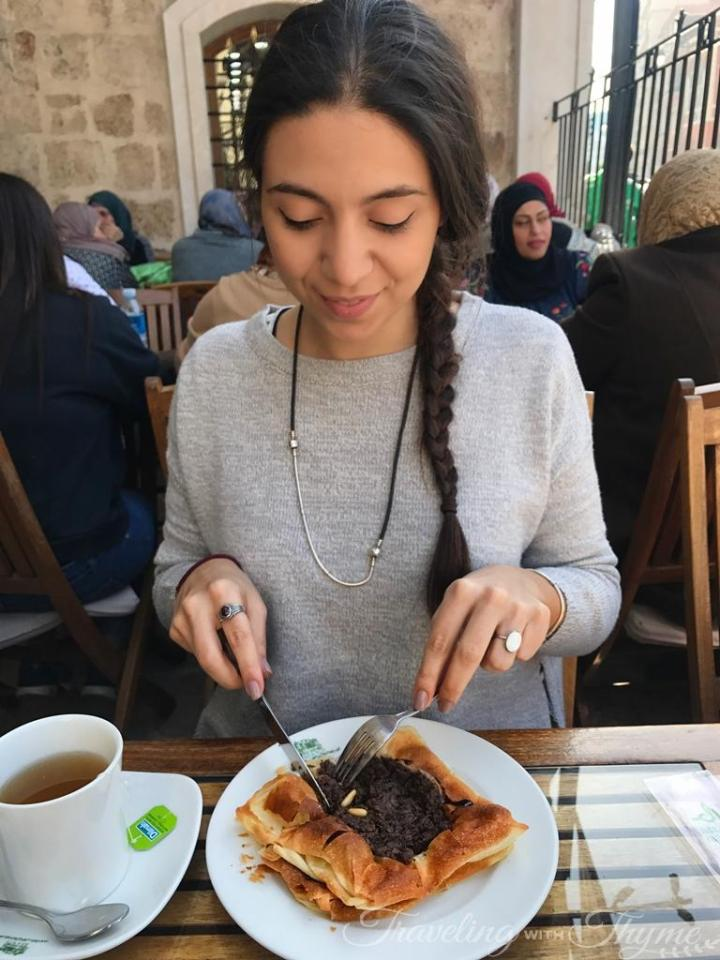 Lahm Baajine Hallab Tripoli Food Blog