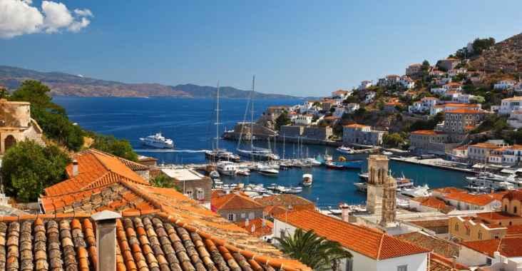 Hydra Island Greece Key Tours Cruise