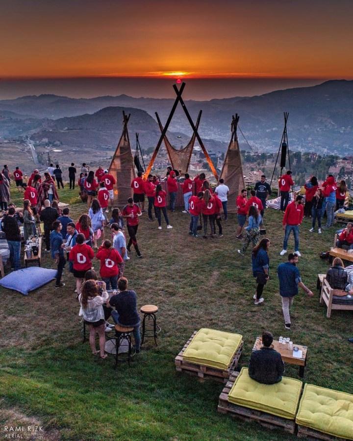 Agosto Experience Drone Odin Mzaar Lebanon
