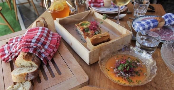 Papy aux Fourneaux Paris Restaurant Blog