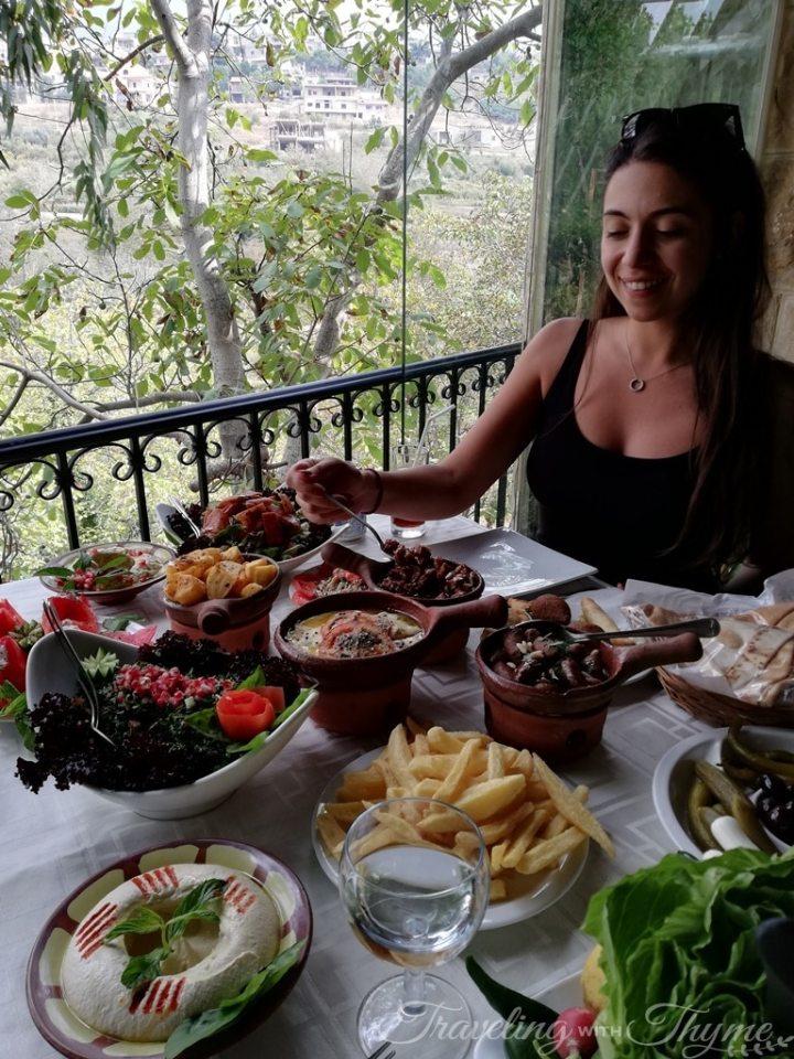 Barouk Lebanese Foodie Blogger Christina Naim