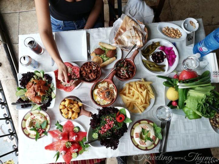 Lebanese food blogger instagram foodie lebanon