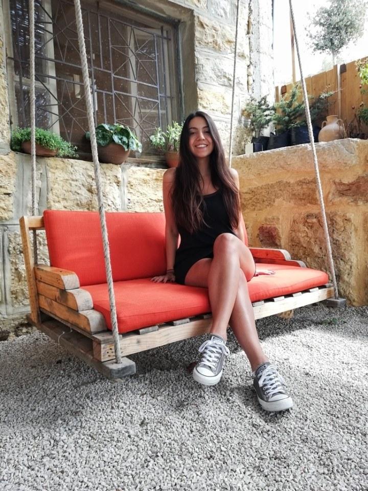 Christina Naim Lebanese Blogger Food Travel
