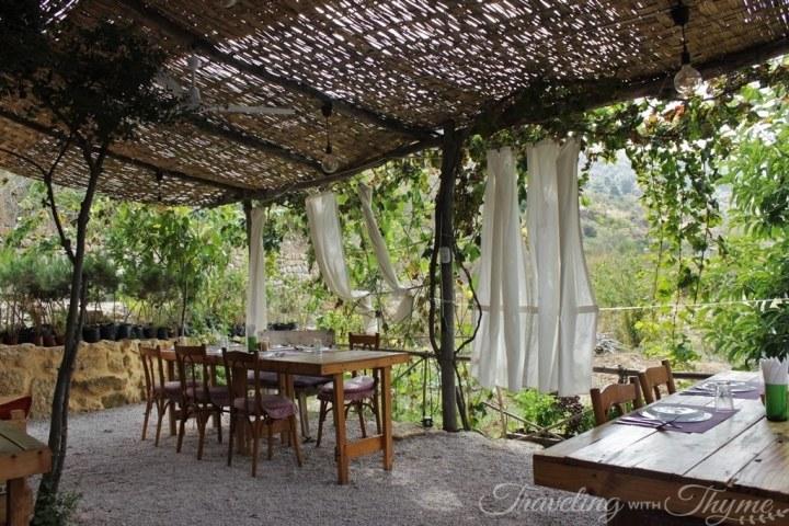 Coara Vegan Restaurant Shouf Kfar Qatra