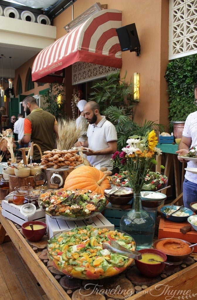 SUD Brunch Beirut Mar Mikhael Breakfast
