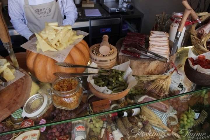 SUD Brunch beirut charcuterie lebanon eats