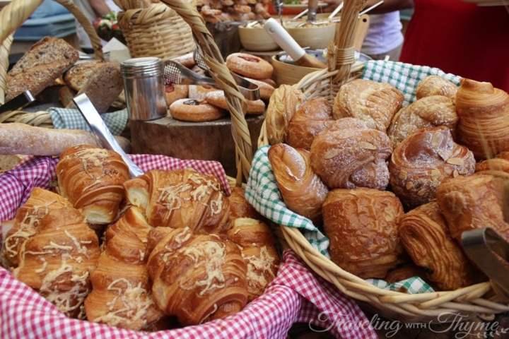 SUD Breakfast Brunch Beirut Croissant viennoiserie