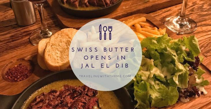 SWISS BUTTER Jal El Dib Lebanon