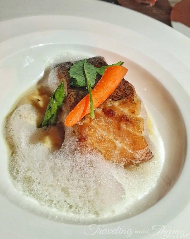 Le Gray Beirut Restaurant Miso Cod Fillet