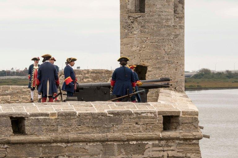 Castillo De San Marcos-2132