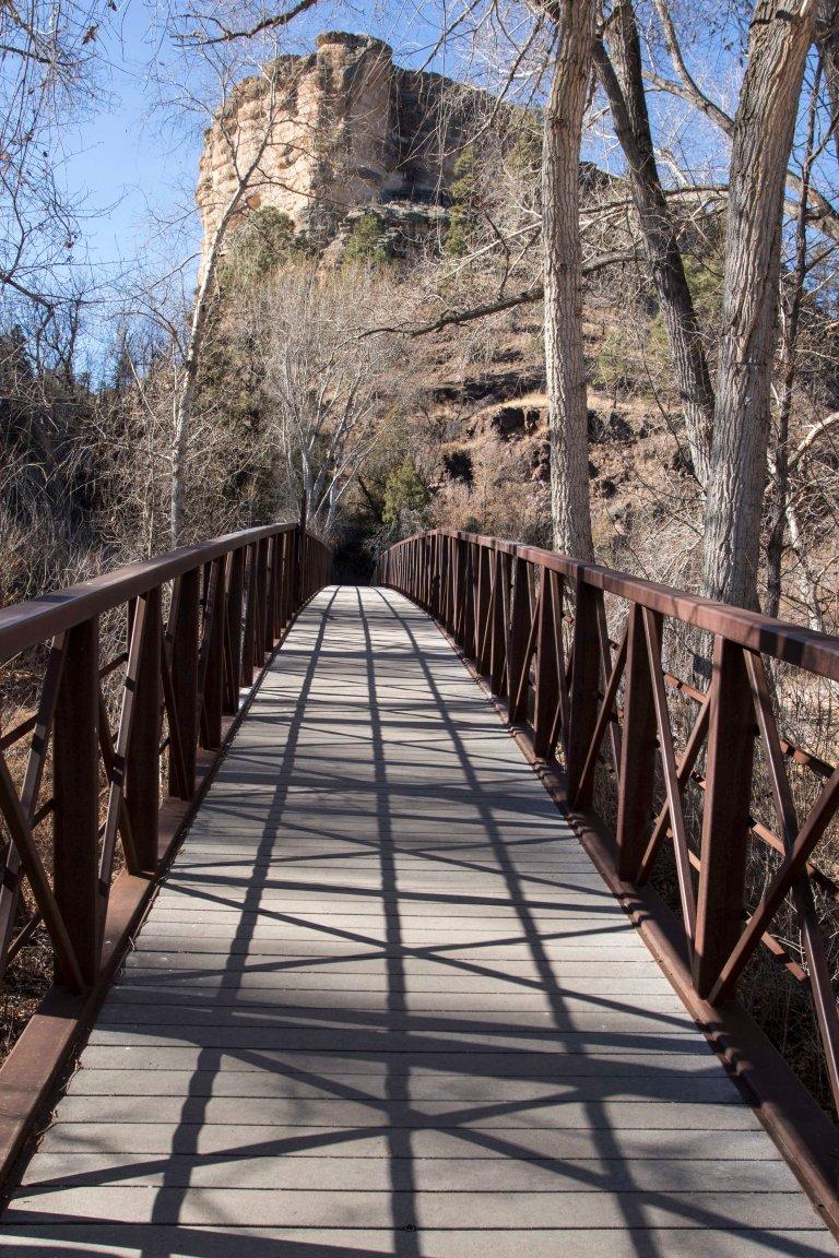 Gila Cliff Dwellings City of Rocks-6101
