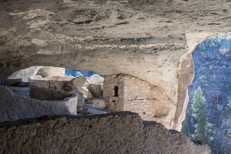 Gila Cliff Dwellings City of Rocks-6123