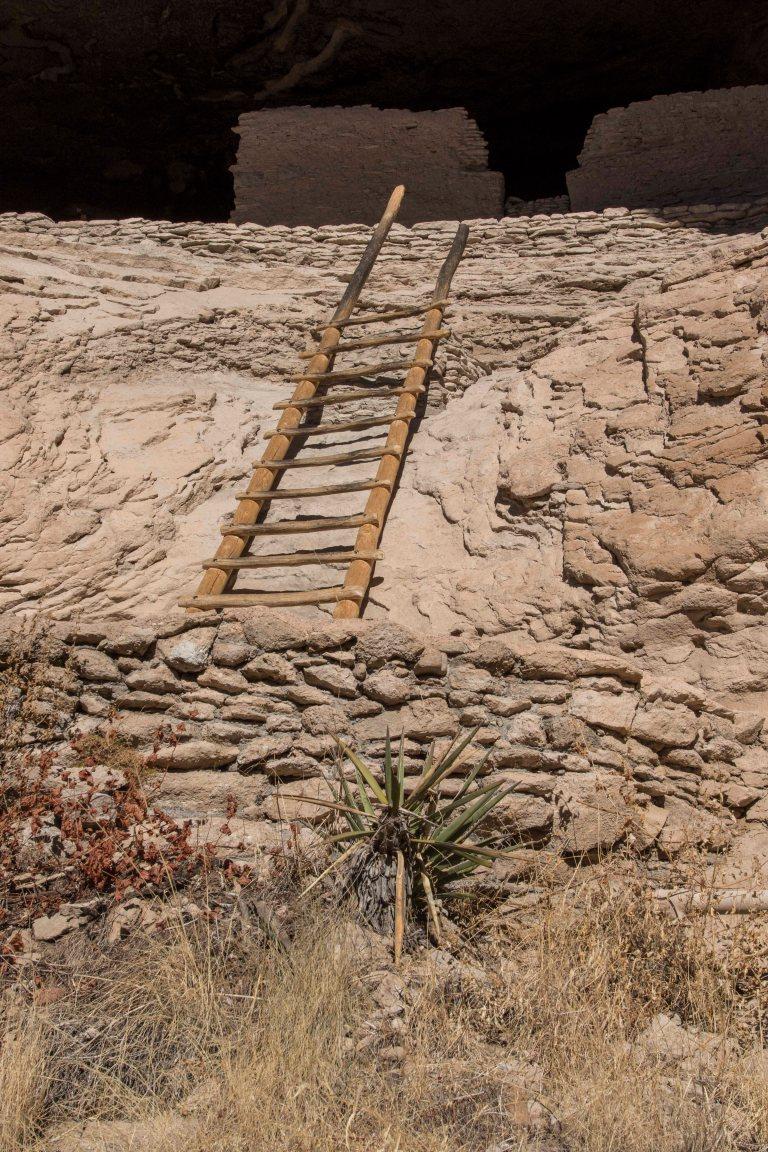 Gila Cliff Dwellings City of Rocks-6133