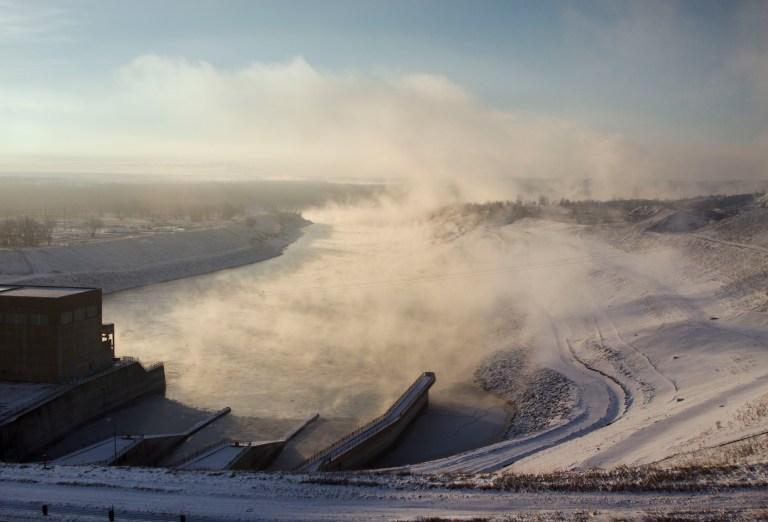 Garrison Dam-8076