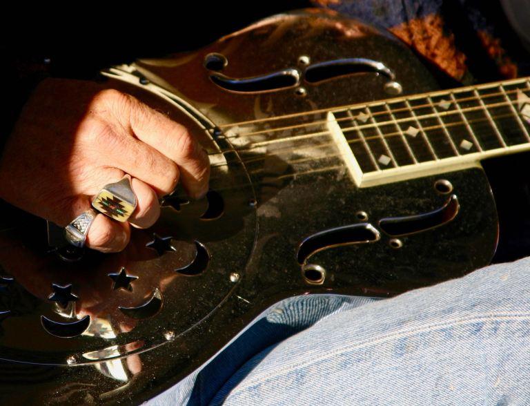 Guitar Hand 2