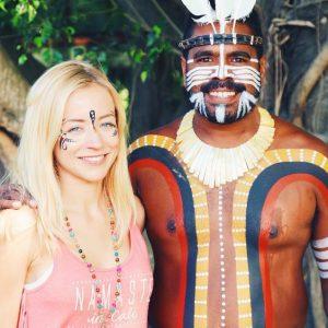 Aboriginal Tribe Djabuganydiji