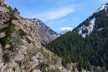 Big Cottonwood Canyon SLC