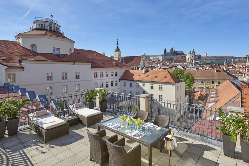 布拉格住宿 2020