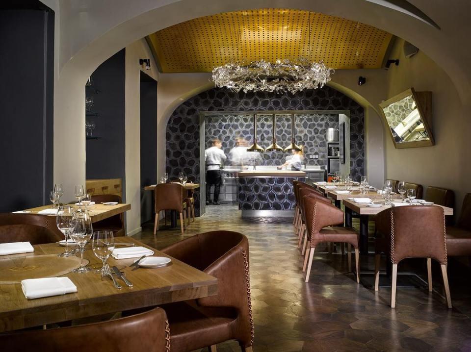 布拉格米其林餐廳