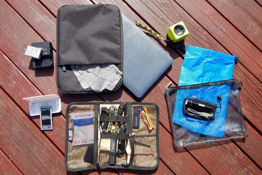 travel electronics