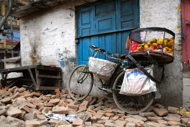 the day after the nepal earthquake