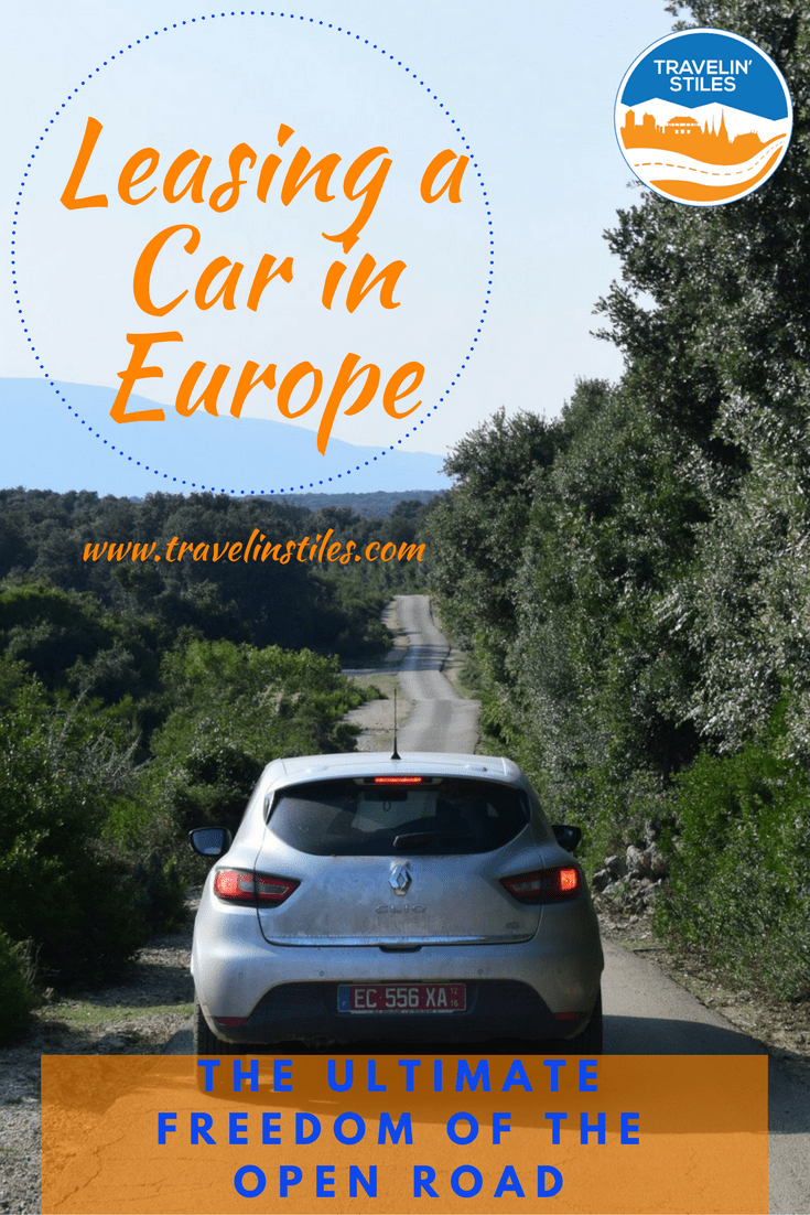 The ultimate European road trip is cheaper and more possible than you ever imagined thanks to Renault's Eurodrive Program. Check out how we spent an entire summer leasing a car in Europe exploring it's highways and byways. #travel #roadtrip #eurotrip #budgettravel #leasingacar #freedom #dream #explore #discover
