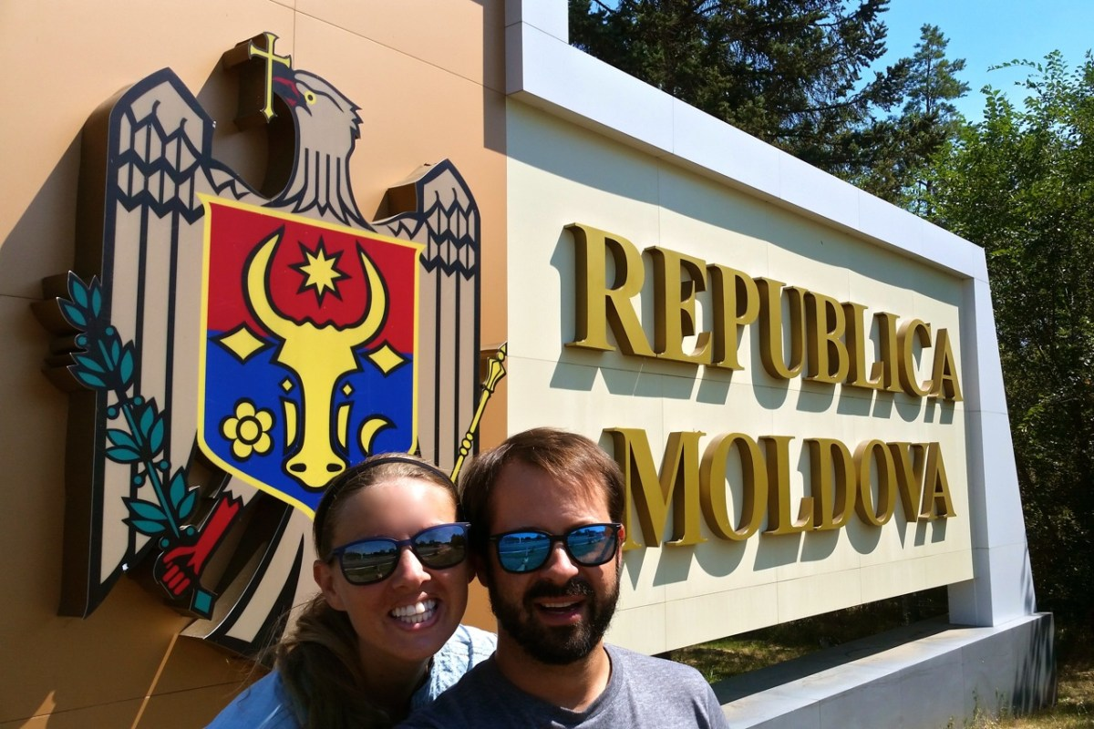 Travelin' Stiles Visiting Moldova!