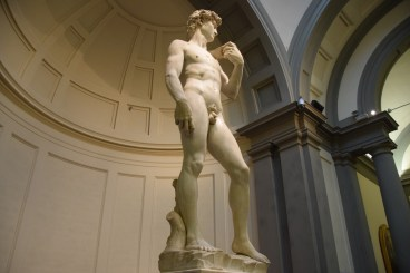 Italy Travel Guide: Michelangelo's David