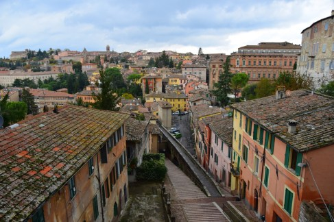 Italy Travel Guide: Perugia