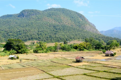 The natural & Cultural beauty of the Mae Hong Son Loop
