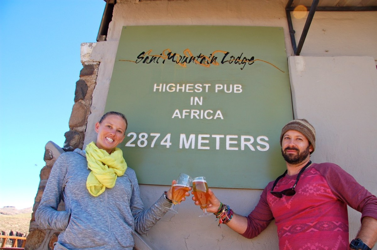 Hiring a Travel Guide to Get to the Hightest Pub In Africa