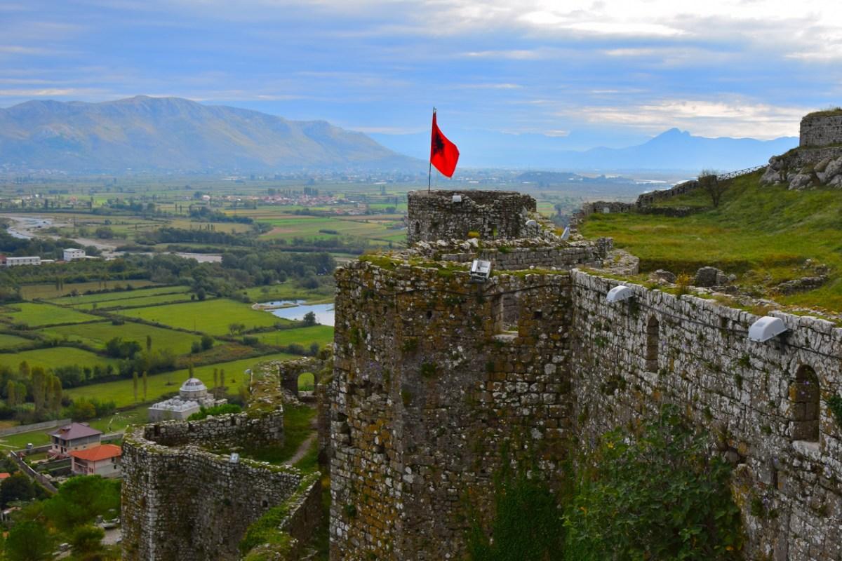 traveling albania