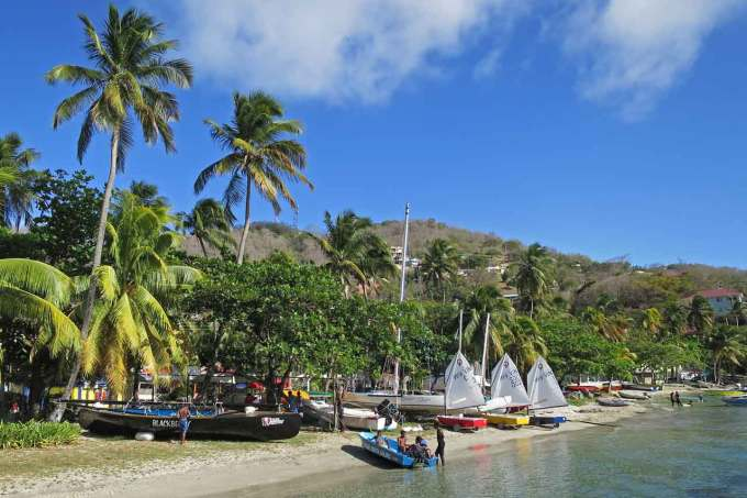 Bequia sailing club