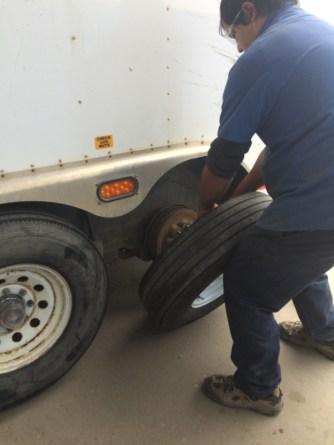 Kal Tire Repair
