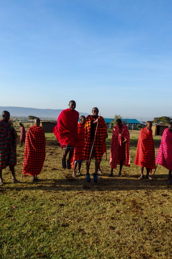 Maasai Ceremonial Dance