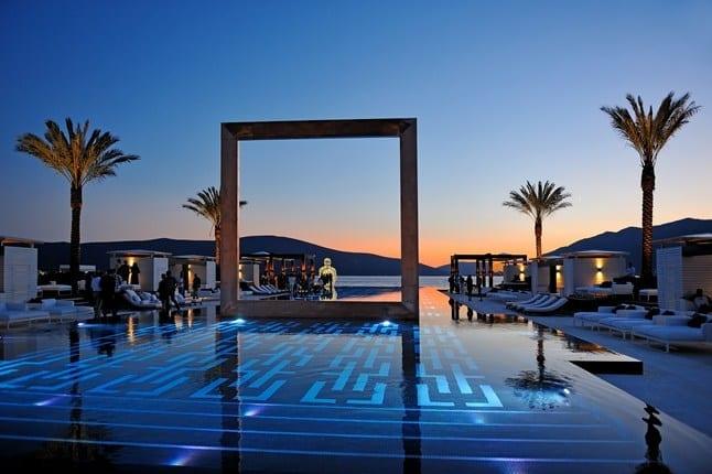 20 Awesome Pools - Porto Montenegro