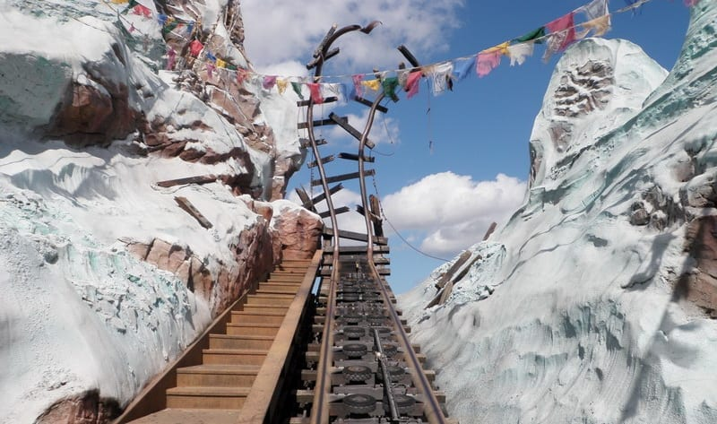 Expedition Everest Yeti