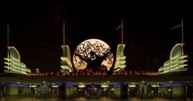 Halloween Time at the Disneyland Resort - Disney California Adventure Park