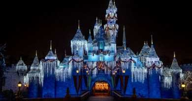 Holiday Time at Disneyland Resort