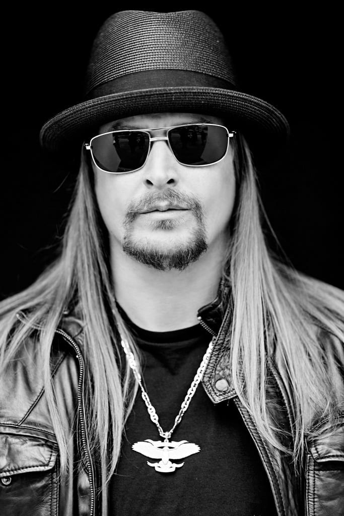 Kid Rock at Daytona 500