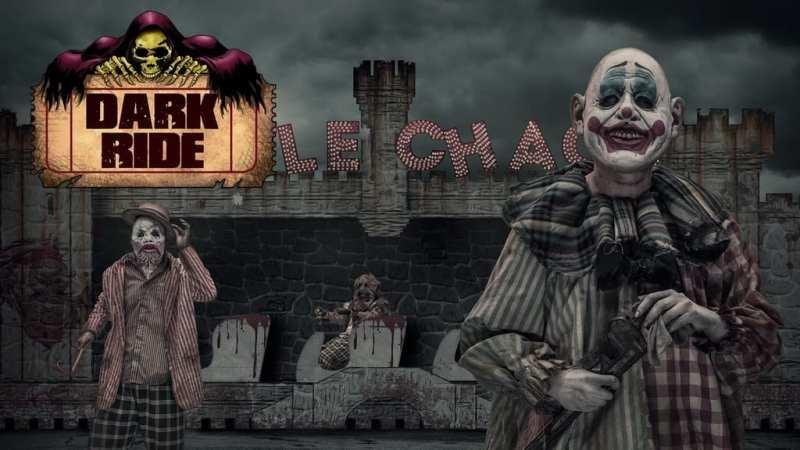 Knott's Scary Farm - Dark Ride