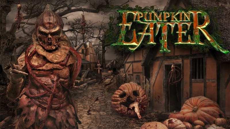 Knott's Scary Farm - Pumpkin Eater