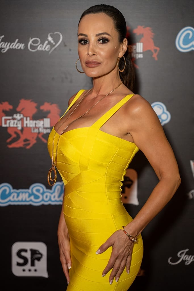 Lisa Ann on Crazy Horse 3 Red Carpet
